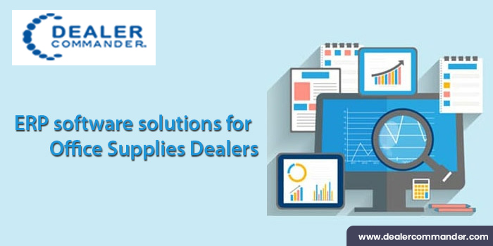 ERP Software Solutions For Office Supplies Dealers