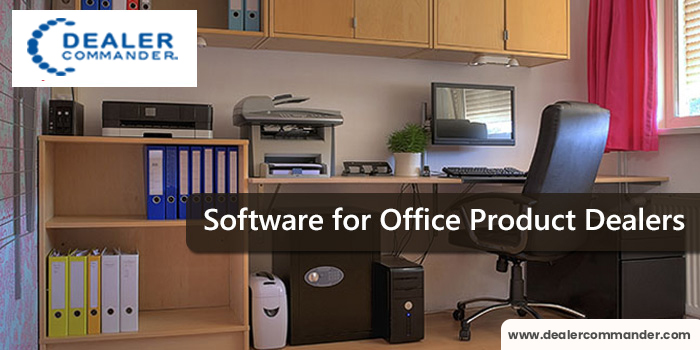 Software For Office Product Dealers