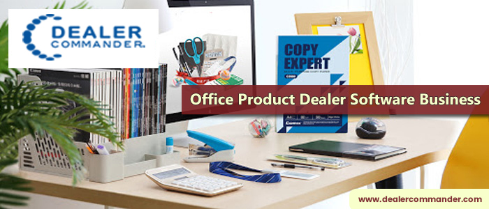 Why is An Office product Dealer Software Important to its Business