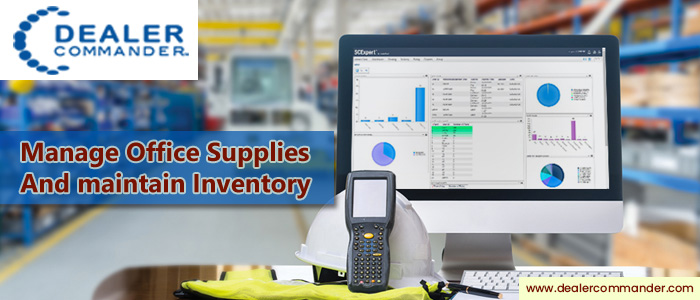 How To Manage Office Supplies And Maintain Inventory?