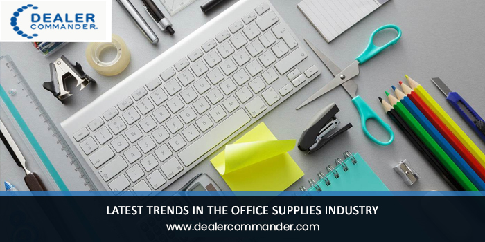 Latest Trends In The Office Supplies Industry