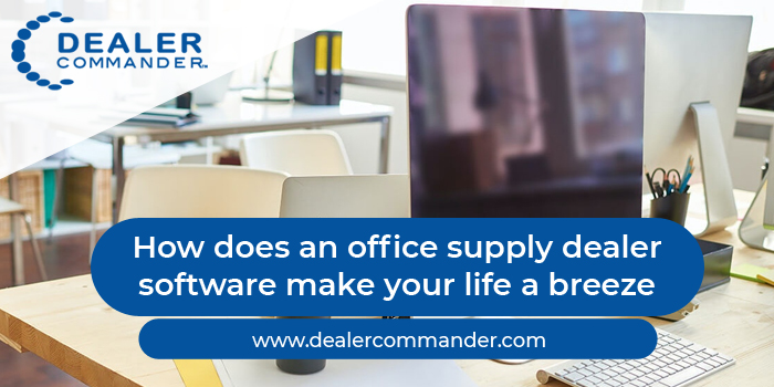 Office Supply Dealer Software